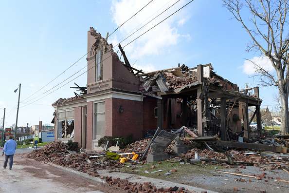 Nashville「Over 20 Dead After Tornadoes Roar Across Tennessee, Including Nashville」:写真・画像(15)[壁紙.com]
