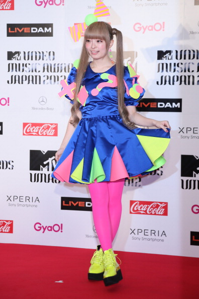 Kyary Pamyu Pamyu「MTV Video Music Japan 2012 - Red Carpet」:写真・画像(11)[壁紙.com]