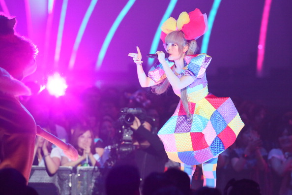 Kyary Pamyu Pamyu「MTV Video Music Japan 2012 - Show」:写真・画像(8)[壁紙.com]