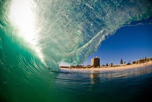 Shallow「Green Beach Break」:スマホ壁紙(6)