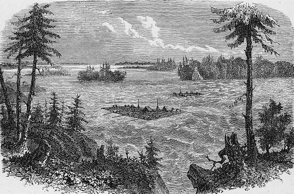 Ottawa「Junction Of St. Lawrence & Ottawa Rivers」:写真・画像(13)[壁紙.com]