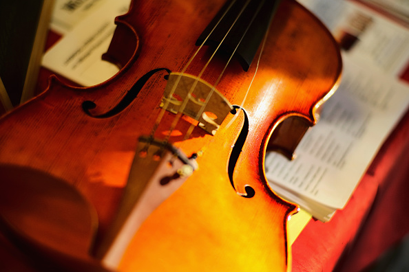 Violin「Violin And Bow Maker Michael Phoenix」:写真・画像(2)[壁紙.com]
