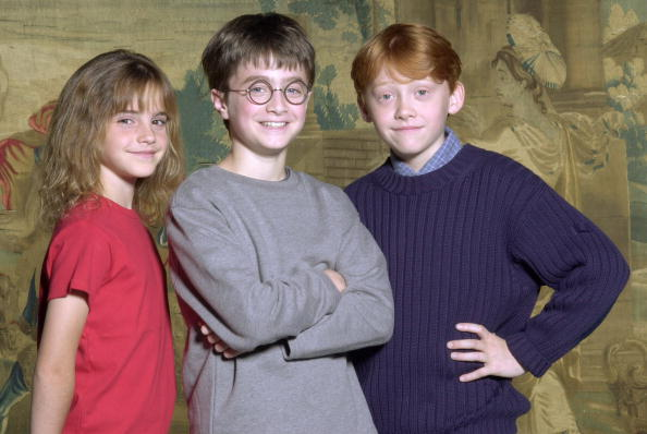エマ・ワトソン「J.K. Rowling Books Goes To The Big Screen」:写真・画像(3)[壁紙.com]