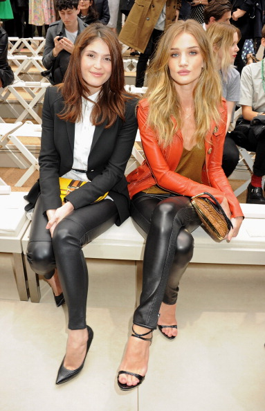 Kensington Gardens「Burberry Spring Summer 2012 Womenswear Show - Front Row And Backstage」:写真・画像(12)[壁紙.com]