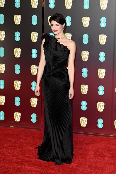 黒「EE British Academy Film Awards - Red Carpet Arrivals」:写真・画像(19)[壁紙.com]
