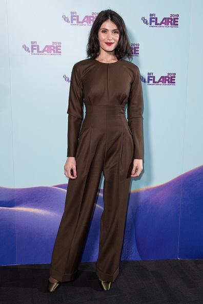 "Gemma Arterton「""Vita & Virginia"" UK Premiere & Opening Night Gala - 33rd BFI FLARE Film Festival」:写真・画像(1)[壁紙.com]"