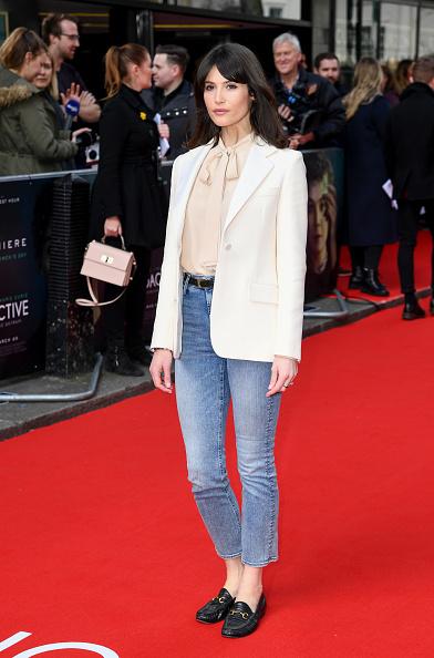 "Gemma Arterton「""Radioactive"" UK Premiere - Red Carpet Arrivals」:写真・画像(15)[壁紙.com]"