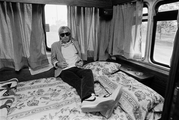 George Rose「Tom Petty Poses In His Tour Bus」:写真・画像(18)[壁紙.com]