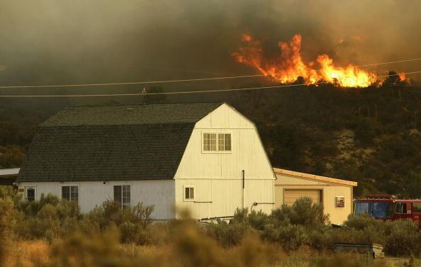 Insurance「CA: Wildfires Return to Southern California」:写真・画像(9)[壁紙.com]