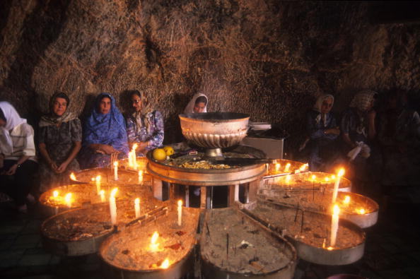Yazd「Chak Chak Shrine」:写真・画像(19)[壁紙.com]