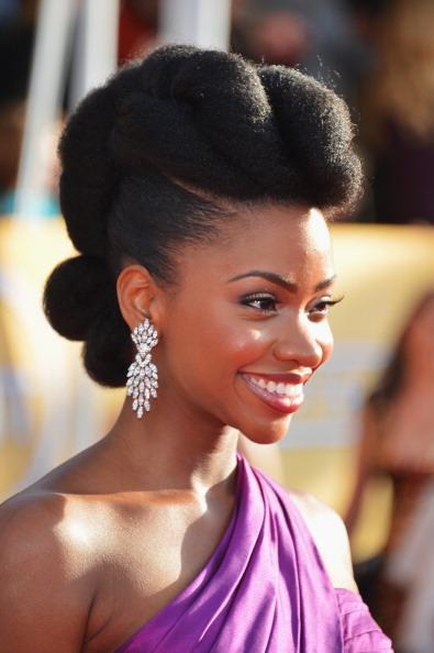 Purple Dress「19th Annual Screen Actors Guild Awards - Red Carpet」:写真・画像(14)[壁紙.com]