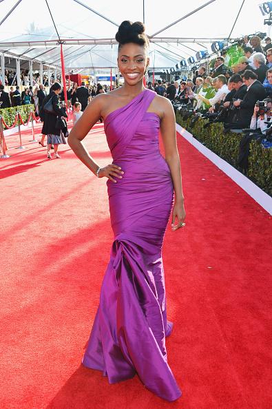 Purple Dress「19th Annual Screen Actors Guild Awards - Red Carpet」:写真・画像(15)[壁紙.com]