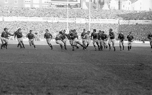 National Stadium「Ireland V Wales 83」:写真・画像(4)[壁紙.com]