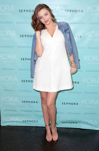 KORA Organics Personal Appearance with Miranda Kerr at Sephora in Santa Monica:ニュース(壁紙.com)