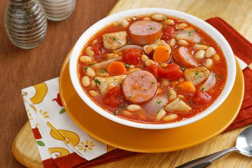 Bush Bean「Homestyle Cassoulet Soup」:スマホ壁紙(12)