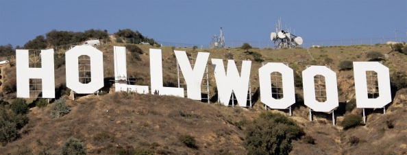Hollywood Sign「Media Day for the Hollywood Sign's Month-Long Makeover」:写真・画像(4)[壁紙.com]