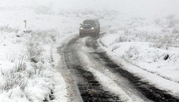 Frozen Water「Winter Weather Returns To The UK」:写真・画像(10)[壁紙.com]