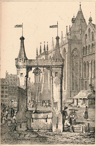 Strasbourg「'Strasbourg', C1820 (1915)」:写真・画像(16)[壁紙.com]