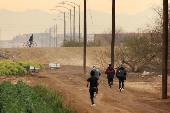 United States Border Patrol「Arizona Struggles To Patrol Vast Border With Mexico」:写真・画像(18)[壁紙.com]