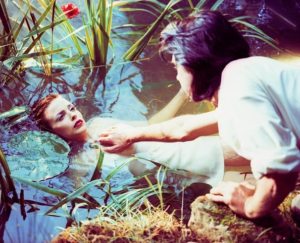 ニック・ケイヴ「Nick Cave And Kylie Minogue」:写真・画像(3)[壁紙.com]
