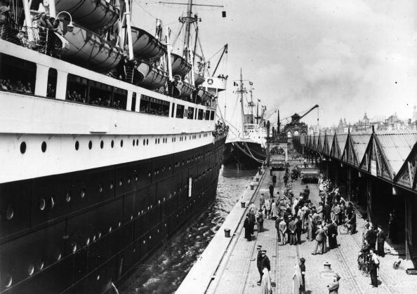 Ship「Unwanted Refugees」:写真・画像(3)[壁紙.com]