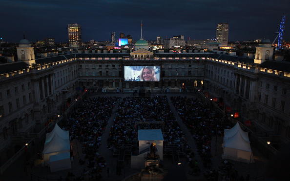 Somerset House「Somerset House Launches It's Film4 Summer Screen」:写真・画像(0)[壁紙.com]