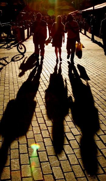 Shadow「Vigil Held In Trafalgar Square For London Bomb Victims」:写真・画像(14)[壁紙.com]