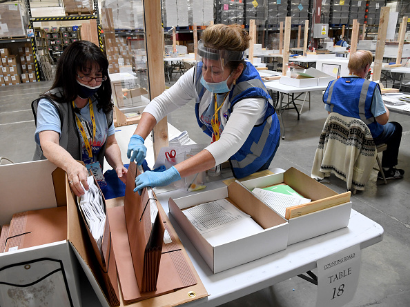 Nevada「Five States Hold Primaries As Pandemic Continues In America」:写真・画像(5)[壁紙.com]