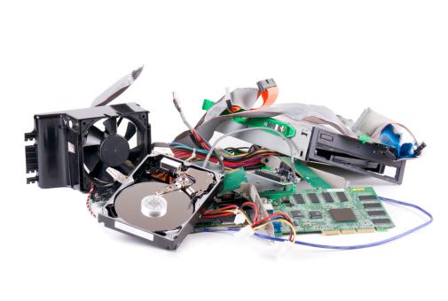 Broken「Computer Parts」:スマホ壁紙(18)