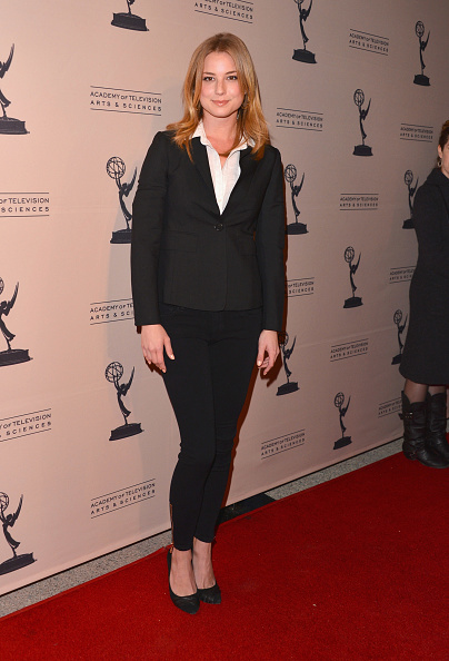 """Emily VanCamp「The Academy Of Television Arts & Sciences Presents An Evening With """"Revenge""""」:写真・画像(6)[壁紙.com]"""