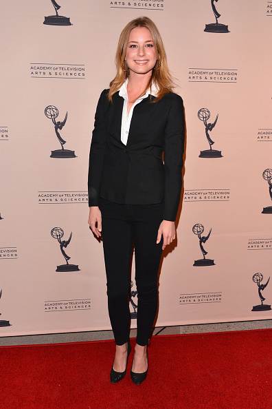 """Emily VanCamp「The Academy Of Television Arts & Sciences Presents An Evening With """"Revenge""""」:写真・画像(7)[壁紙.com]"""
