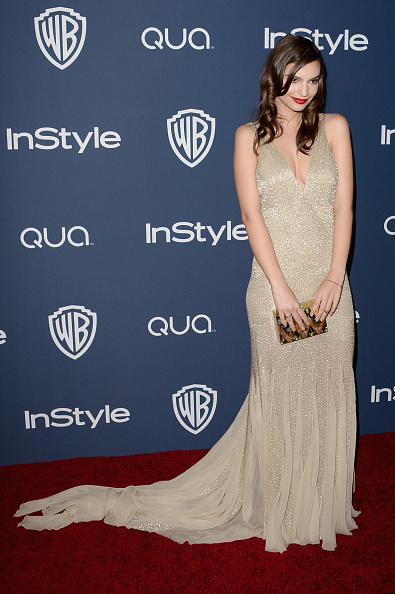 Emm Kuo - Designer Label「2014 InStyle And Warner Bros. 71st Annual Golden Globe Awards Post-Party - Arrivals」:写真・画像(11)[壁紙.com]