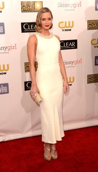 Gold Purse「18th Annual Critics' Choice Movie Awards - Arrivals」:写真・画像(8)[壁紙.com]