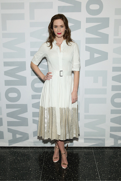 Ankle Strap Shoe「MoMA Film's THE CONTENDERS Screening Of SICARIO」:写真・画像(6)[壁紙.com]
