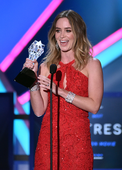 Action Movie「20th Annual Critics' Choice Movie Awards - Show」:写真・画像(8)[壁紙.com]