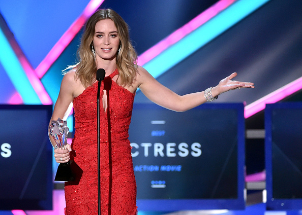 Action Movie「20th Annual Critics' Choice Movie Awards - Show」:写真・画像(17)[壁紙.com]