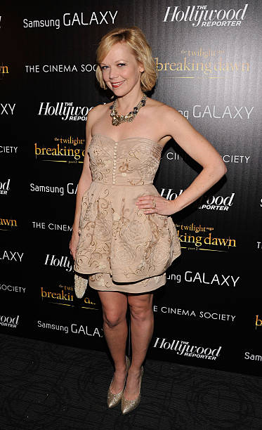 "The Cinema Society With The Hollywood Reporter And Samsung Galaxy Host A Screening Of ""The Twilight Saga: Breaking Dawn Part 2"" - Arrivals:ニュース(壁紙.com)"