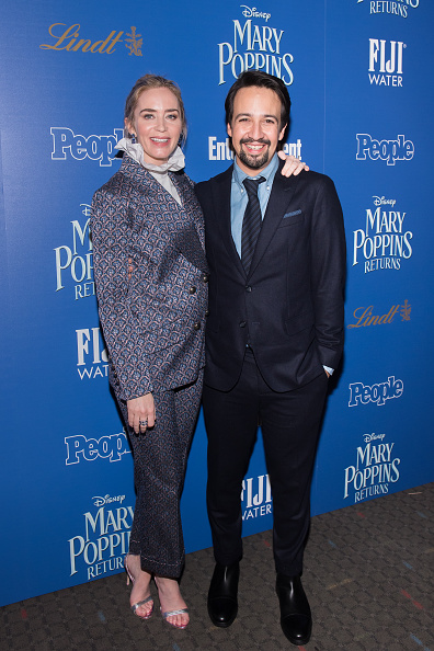 "Seamless Pattern「The Cinema Society's Screening Of ""Mary Poppins Returns"" Co-Hosted By Lindt Chocolate」:写真・画像(1)[壁紙.com]"