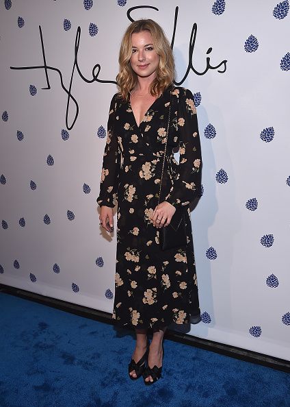 Emily VanCamp「Tyler Ellis Celebrates 5th Anniversary And Launch Of Tyler Ellis x Petra Flannery Collection - Arrivals」:写真・画像(5)[壁紙.com]