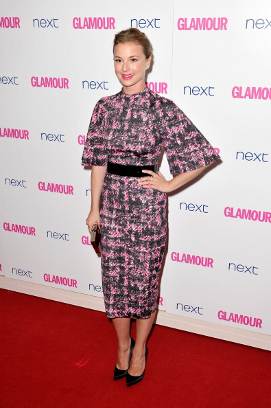 Emily VanCamp「Glamour Women Of The Year Awards - Arrivals」:写真・画像(8)[壁紙.com]