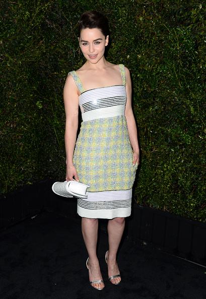 Pocket Dress「Chanel And Charles Finch Pre-Oscar Dinner」:写真・画像(4)[壁紙.com]