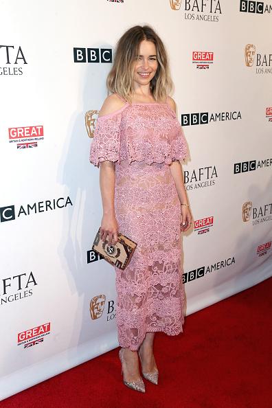 Pale Pink「BBC America BAFTA Los Angeles TV Tea Party 2016 - Arrivals」:写真・画像(4)[壁紙.com]