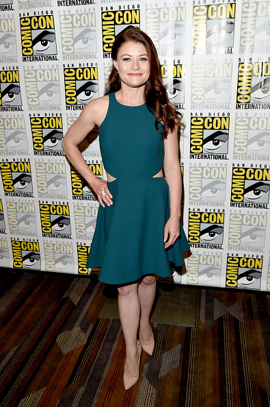 "Emilie De Ravin「Comic-Con International 2015 - ""Once Upon A Time"" Press Room」:写真・画像(6)[壁紙.com]"