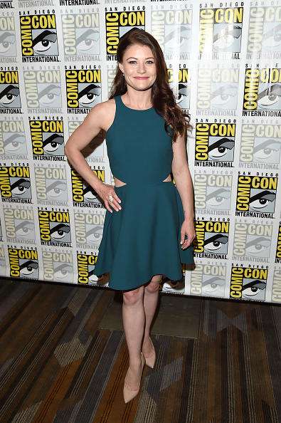"Emilie De Ravin「Comic-Con International 2015 - ""Once Upon A Time"" Press Room」:写真・画像(13)[壁紙.com]"