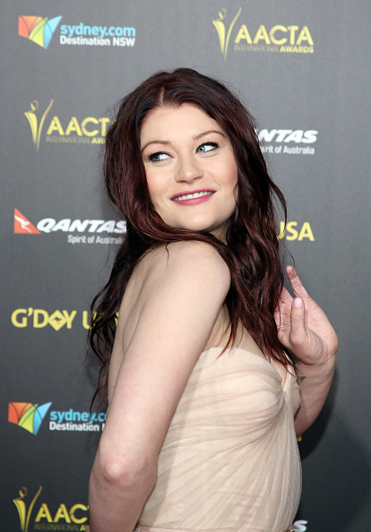 Emilie De Ravin「2015 G'Day USA Gala Featuring The AACTA International Awards Presented By QANTAS」:写真・画像(16)[壁紙.com]