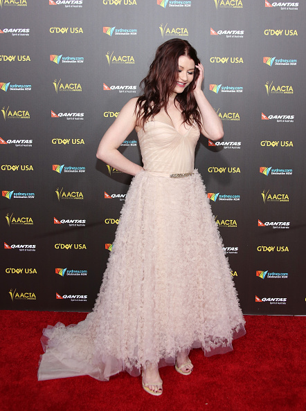 Emilie De Ravin「2015 G'Day USA Gala Featuring The AACTA International Awards Presented By QANTAS」:写真・画像(17)[壁紙.com]
