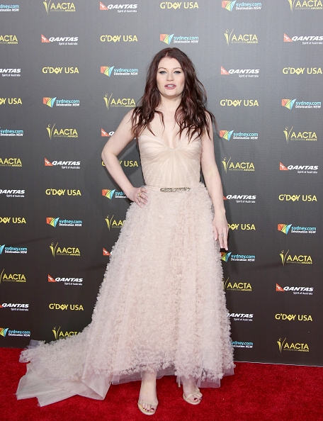 Emilie De Ravin「2015 G'Day USA Gala Featuring The AACTA International Awards Presented By QANTAS」:写真・画像(11)[壁紙.com]