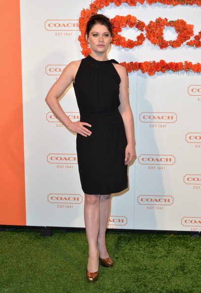 Emilie De Ravin「3rd Annual Coach Evening to Benefit Children's Defense Fund - Arrivals」:写真・画像(9)[壁紙.com]