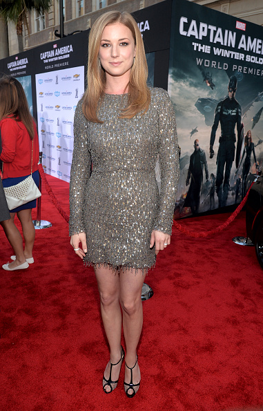 "Emily VanCamp「Marvel's ""Captain America: The Winter Soldier"" Premiere - Red Carpet」:写真・画像(4)[壁紙.com]"