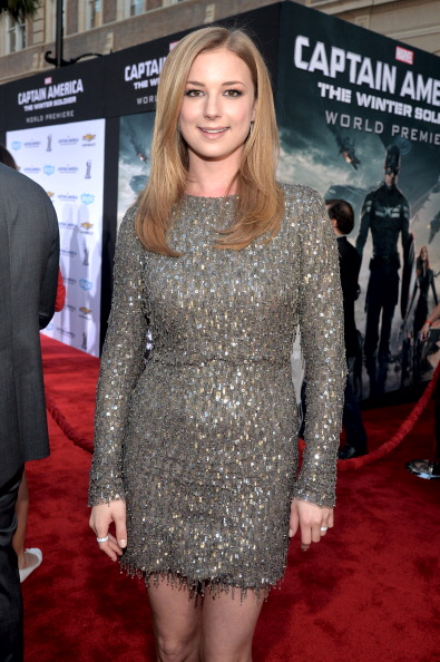 "Emily VanCamp「Marvel's ""Captain America: The Winter Soldier"" Premiere - Red Carpet」:写真・画像(13)[壁紙.com]"